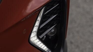 Hyundai Tucson N Line - grille
