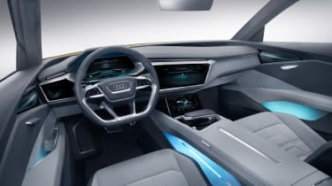 Audi h-tron concept - interior 2