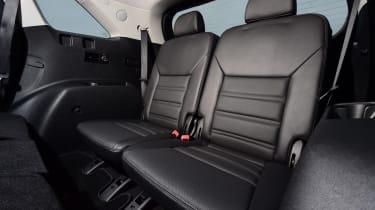 Kia Sorento - rearmost seats