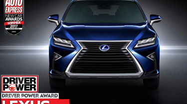 Driver Power Award 2017 - Lexus