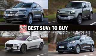 Best SUVs 2021
