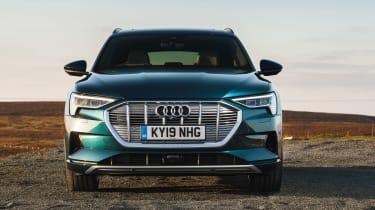 Audi e-tron - full front static