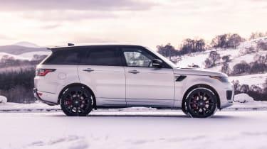 Range Rover Sport HST - side static