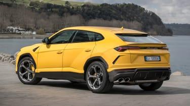 Lamborghini Urus - rear static