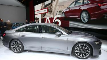 New Audi A6 - Geneva
