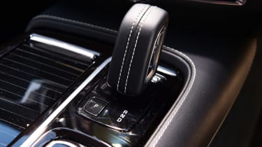 Volvo V60 Polestar Engineered - transmission