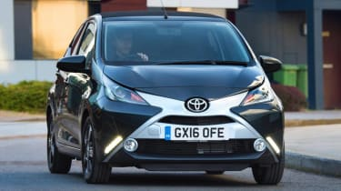 Toyota Aygo - cheapest cars to run