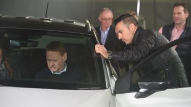 Readers report on SEAT's new Arona (sponsored) - passenger door