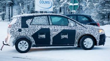 Opel Meriva 2017 side