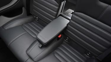 Range Rover Evoque Convertible - seats