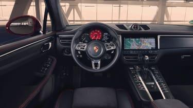 Porsche Macan GTS - interior