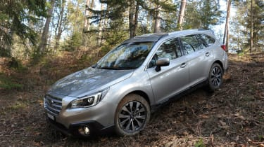New Subaru Outback 2015 main