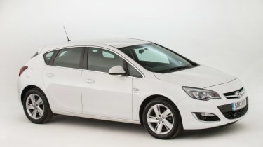 Used Vauxhall Astra - front