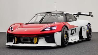 Porsche Mission R - front