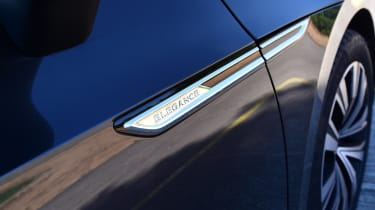 Volkswagen Arteon 1.5 petrol TSI side badge