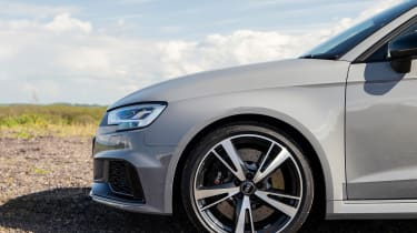 Audi RS3 - Wheel