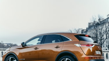 DS 7 Crossback - rear quarter