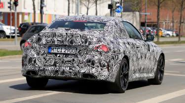 BMW 2 Series 2021 spy - rear