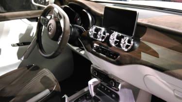 Mercedes X-Class concept launch