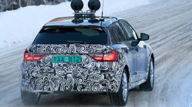 Audi A1 Allroad - spyshot 8