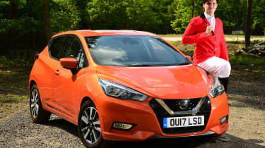 Nissan Micra long-term review - front