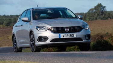 Fiat Tipo - front