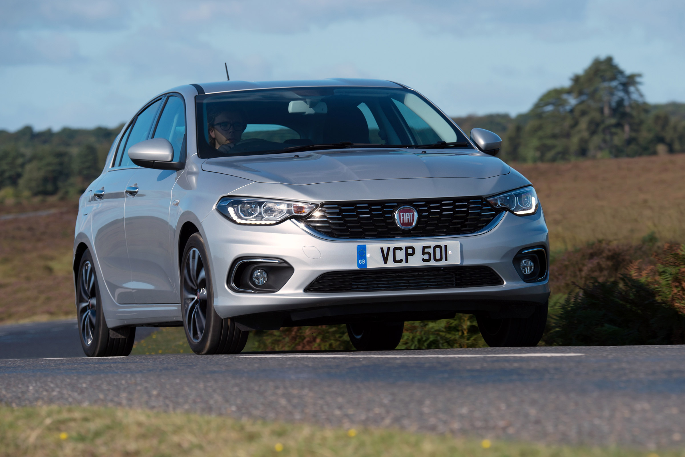 Fiat Tipo Review Auto Express