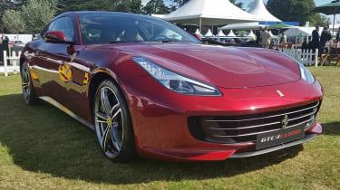 Salon Prive 2016 Ferrari GTC4Lusso