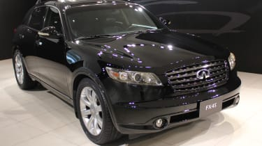 Future of Infiniti - FX SUV