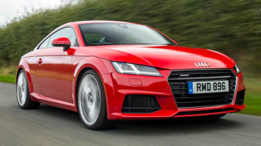 Audi TT - best used coupes