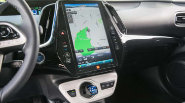 New Toyota Prius Prime plug-in hybrid review - pictures ...