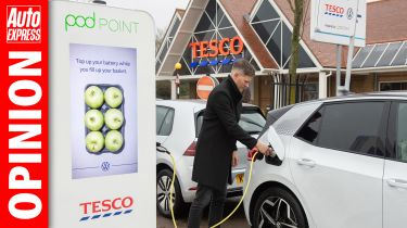 Opinion Charging infrastructure