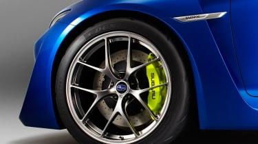 Subaru WRX STi concept wheel