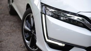 Honda Clarity - front light detail
