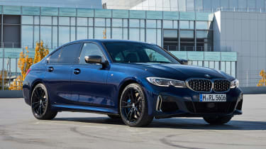 BMW M340i xDrive - front static