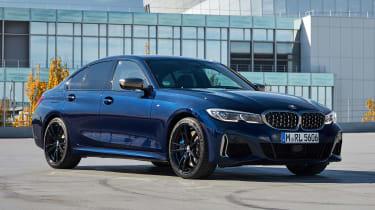 BMW M340i xDrive - front static