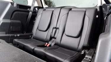 Land Rover Discovery Sport - rear seats