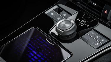 Toyota bZ4X concept - interior detail