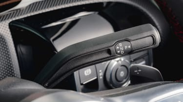 Mercedes A 250 AMG Line - gear