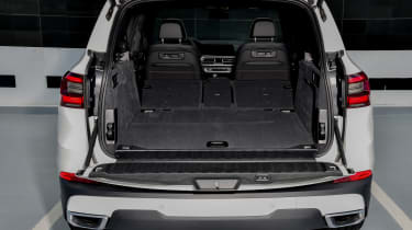 BMW X5 - Boot