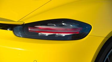 Porsche Cayman - taillight