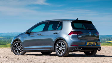 Volkswagen Golf - rear static