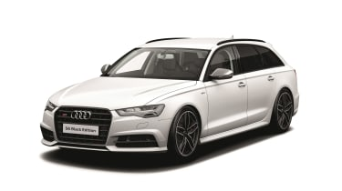 Audi S6 Avant Black Edition