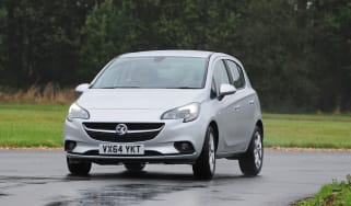 Vauxhall Corsa 2015 front