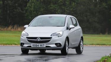 Vauxhall Corsa 2015 front