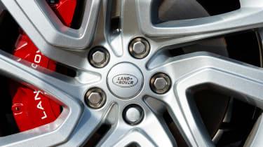 Range Rover Sport P400e - wheel detail