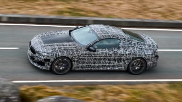 BMW 8 Series - side