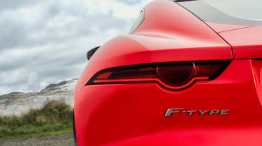 Jaguar F-Type 2.0 T light