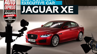 Compact Executive Car of the Year 2017 - Jaguar XE