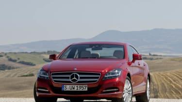 Mercedes CLS 350 CDI